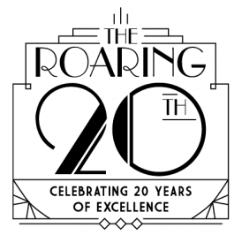 Roaring 20th Logo