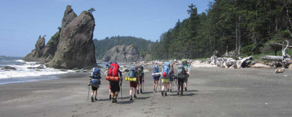 2016 Spring Outdoor Education Trips