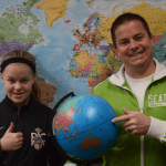 Explorer West's Regan Thomas reaches semifinals in National Geographic Bee