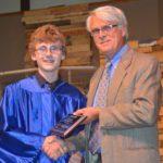 2016 Manvel Schauffler Award goes to EW graduate Devin Graves