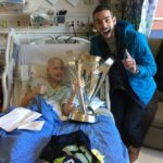 Seattle Sounder Zach Scott Supports Pediatric Cancer Research and Explorer West's Avery Berg – March 1st Match!