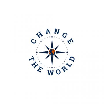 Change the world Logo